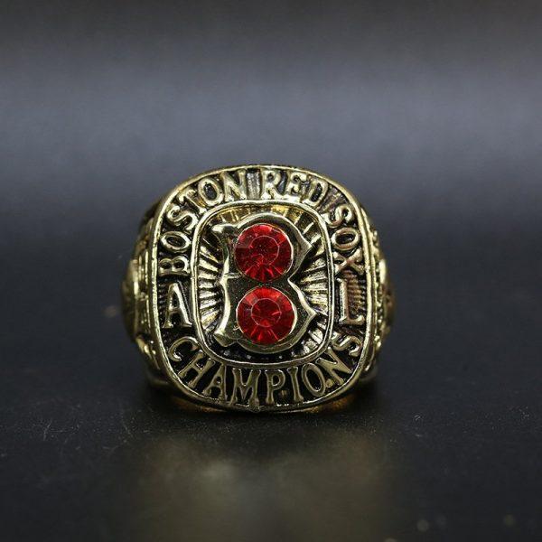 MLB American League Championship Ring Boston Red Sox 1967 Billy Gardner