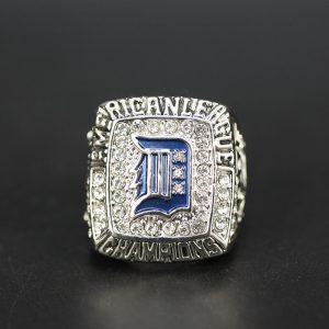 MLB American League Championship Ring Detroit tigers 2006 Ivan Rodriguez