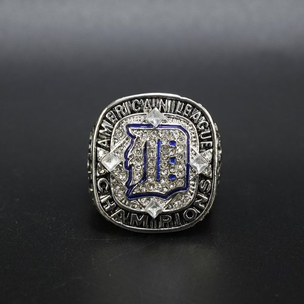 MLB American League Championship Ring Detroit tigers 2012 Delmon Young