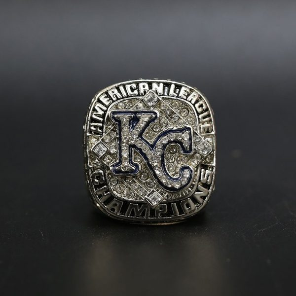 MLB American League Championship Ring Kansas City royal 2014 Salvador Perez