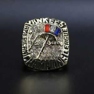 MLB American League Championship Ring NY Yankees 2003 Derek Jeter