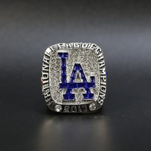 MLB National League Championship Ring Los Angeles Dodgers 2017 Clayton Kershaw