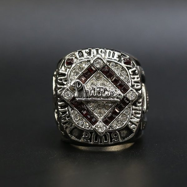 MLB National League Championship Ring Phiadelphia Phillies 2009 Charlie Manuel