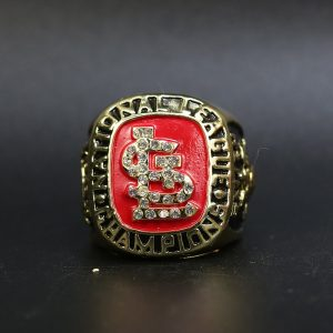 MLB National League Championship Ring St Louis Cardinals 1985 Ozzie Smith