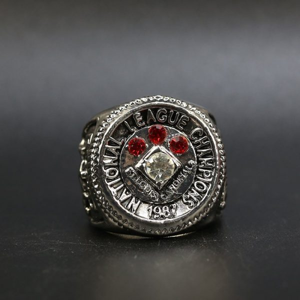 MLB National League Championship Ring St Louis Cardinals 1987 Curt Ford