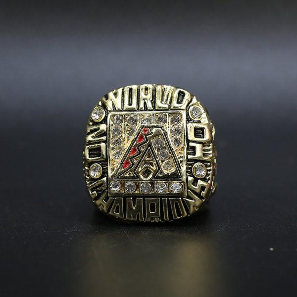 MLB World Series Championship Ring Arizona Diamondbacks 2001 Randy Johnson