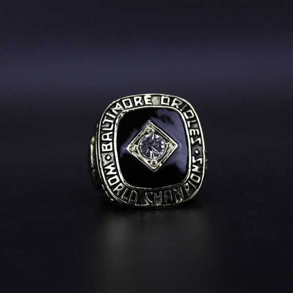 MLB World Series Championship Ring Baltimore Orioles 1966 Frank Robinson