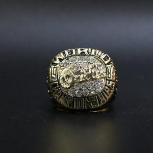 MLB World Series Championship Ring Baltimore Orioles 1983 Cal Ripken Jr