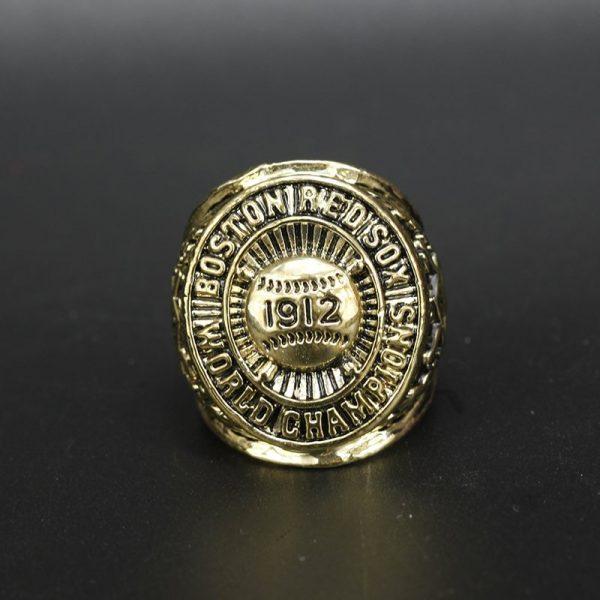 MLB World Series Championship Ring Boston Red Sox 1912 Tris Speaker