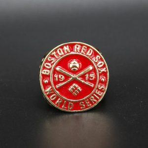 MLB World Series Championship Ring Boston Red Sox 1915 Babe Ruth