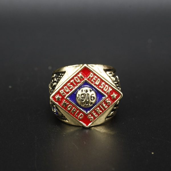 MLB World Series Championship Ring Boston Red Sox 1916 Babe Ruth