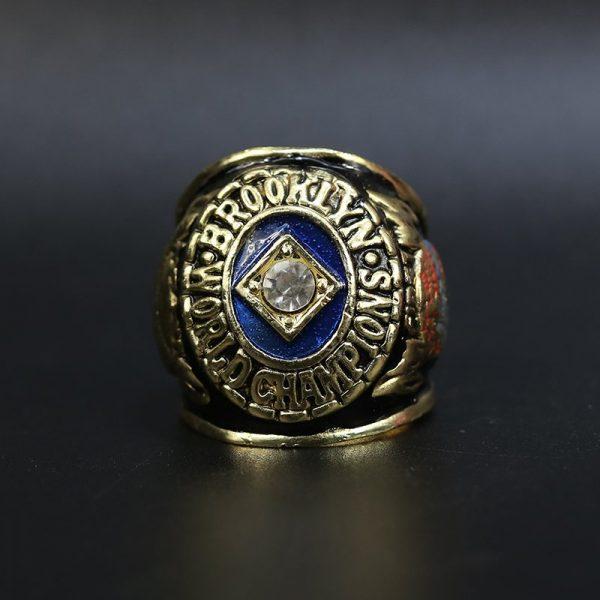 MLB World Series Championship Ring Brooklyn Dodgers 1955