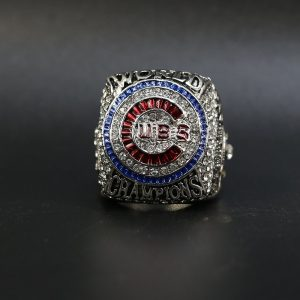 MLB World Series Championship Ring Chicago Cubs 2016 Ben Zobrist