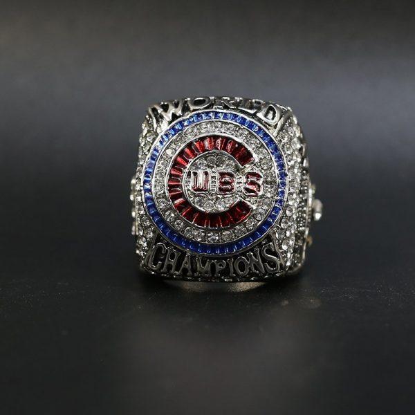 MLB World Series Championship Ring Chicago Cubs 2016 Ben Zobrist