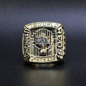 MLB World Series Championship Ring Cincinnati Reds 1976 Johnny Bench