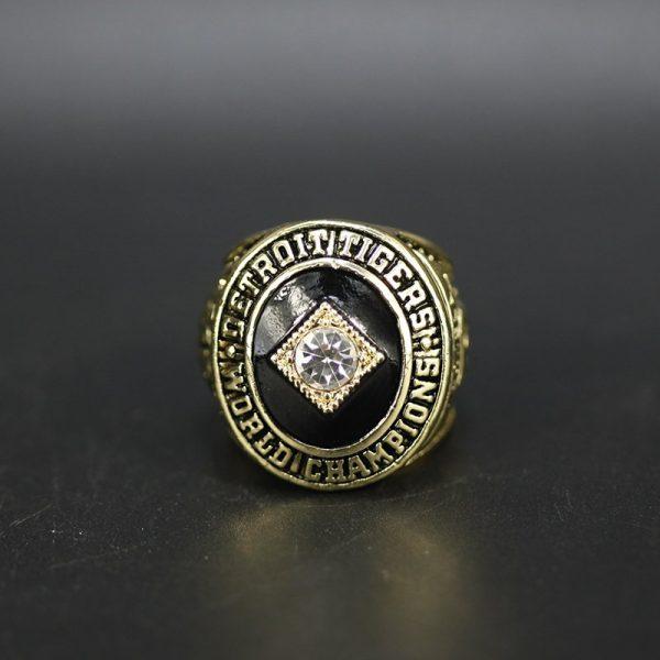 MLB World Series Championship Ring Detroit tigers 1968 Rick Ferrell