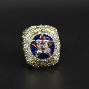 MLB World Series Championship Ring Houston Astros 2017 Justin Verlander
