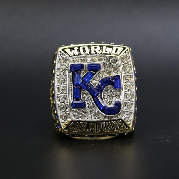 MLB World Series Championship Ring Kansas City royal 2015 Salvador Perez