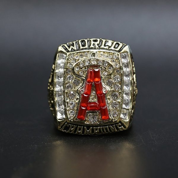 MLB World Series Championship Ring Los Angeles Angels 2002 Troy Glaus