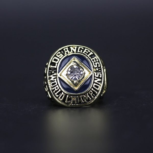 MLB World Series Championship Ring Los Angeles Dodgers 1959