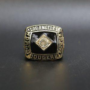 MLB World Series Championship Ring Los Angeles Dodgers 1981 Steve Garvey