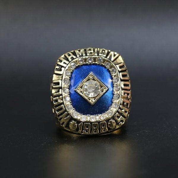 MLB World Series Championship Ring Los Angeles Dodgers 1988 Kirk Gibson