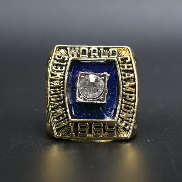 MLB World Series Championship Ring New York Mets 1969