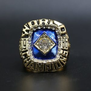 MLB World Series Championship Ring New York Mets 1986 Darryl Strawberry