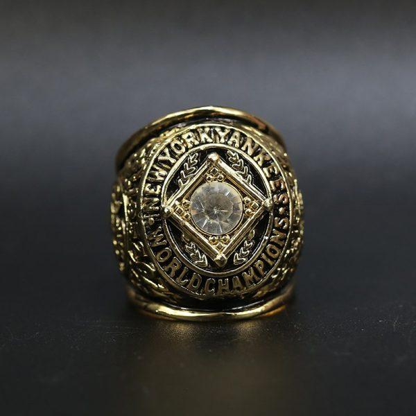 MLB World Series Championship Ring NY Yankees 1952