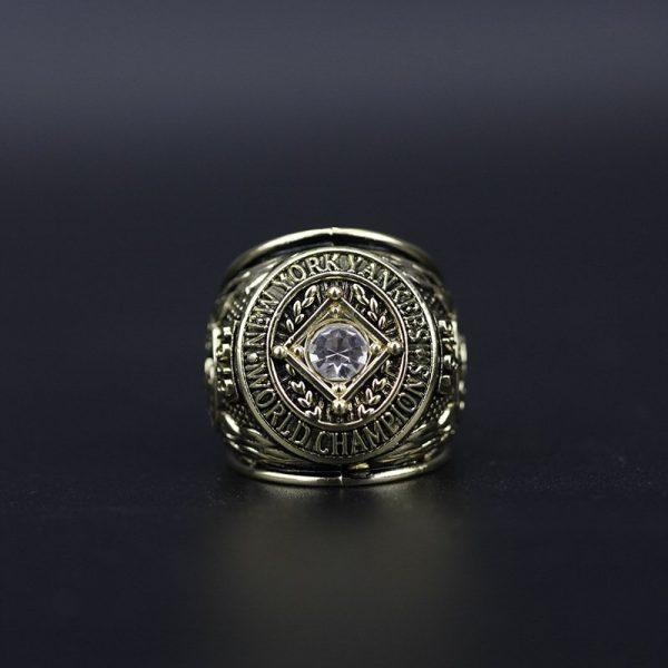 MLB World Series Championship Ring NY Yankees 1956