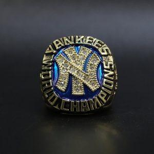 MLB World Series Championship Ring NY Yankees 1977 Thurman Munson