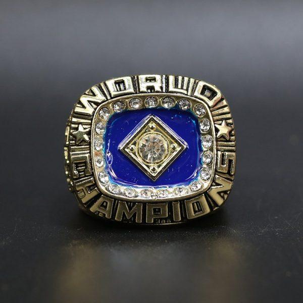 MLB World Series Championship Ring NY Yankees 1978 Cliff Johnson
