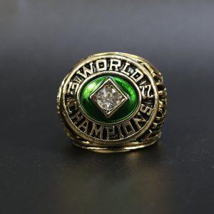 MLB World Series Championship Ring Oakland Athletics 1972