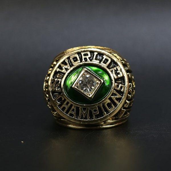 MLB World Series Championship Ring Oakland Athletics 1973