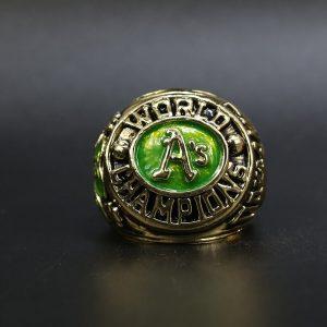 MLB World Series Championship Ring Oakland Athletics 1974