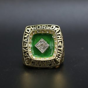 MLB World Series Championship Ring Oakland Athletics 1989