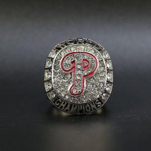 MLB World Series Championship Ring Phiadelphia Phillies 2008
