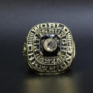 MLB World Series Championship Ring Pittsburgh Pirates 1971 Roberto Clemente