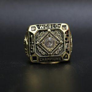 MLB World Series Championship Ring San Francisco Giants 1954
