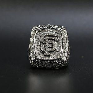 MLB World Series Championship Ring San Francisco Giants 2012 Buster Posey