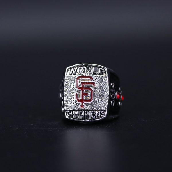MLB World Series Championship Ring San Francisco Giants 2014 Fans Edition