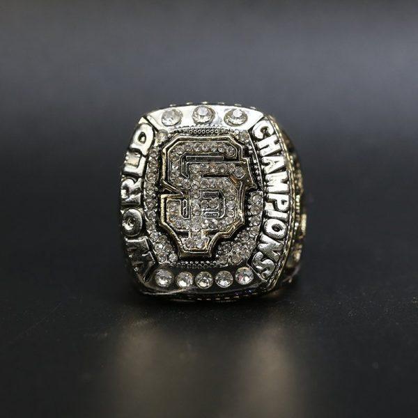 MLB World Series Championship Ring San Francisco Giants 2014 Madison Bumgarner