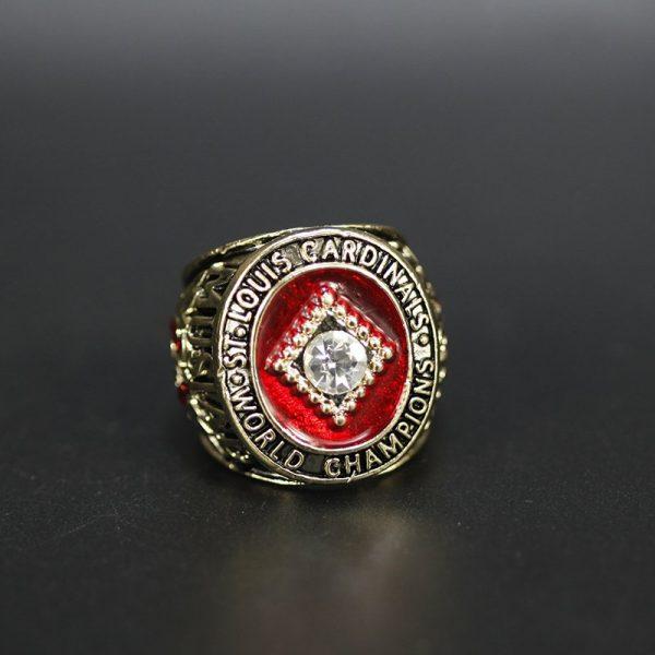 MLB World Series Championship Ring St Louis Cardinals 1946 Stan Musial