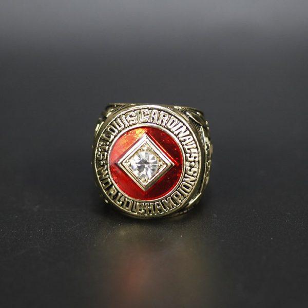 MLB World Series Championship Ring St Louis Cardinals 1964 Whitey Ford