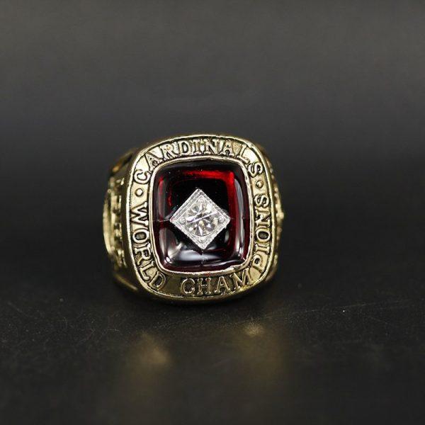 MLB World Series Championship Ring St Louis Cardinals 1982