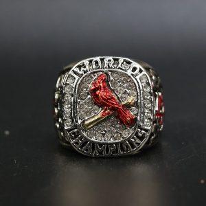MLB World Series Championship Ring St Louis Cardinals 2011