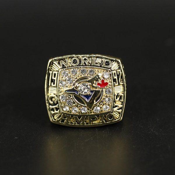 MLB World Series Championship Ring Toronto Blue Jays 1992 Pat Borders