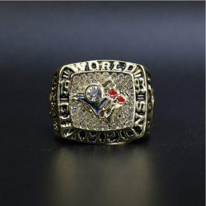 MLB World Series Championship Ring Toronto Blue Jays 1993 Joe Carter