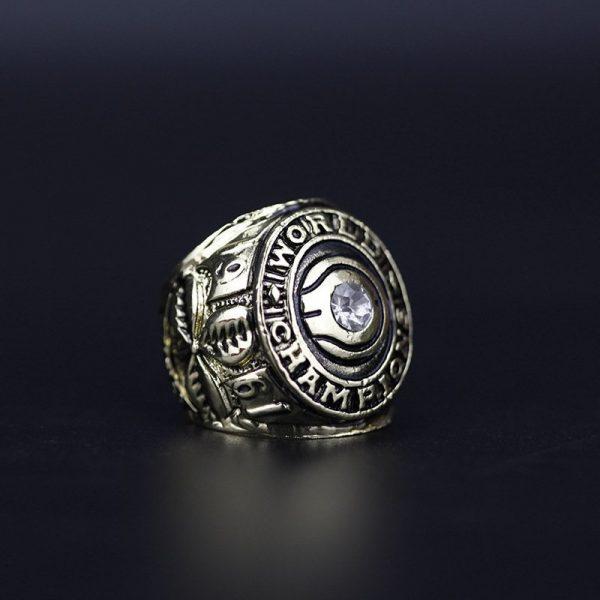 NBA Championship Ring Boston Celtics 1961