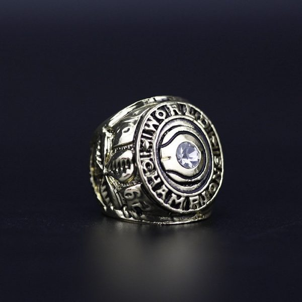 NBA Championship Ring Boston Celtics 1962